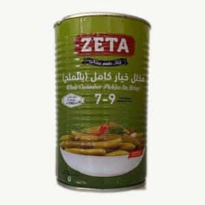 Zaytooneh Pickled Cucumber