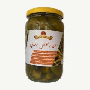 Pickled Cucumber Baladi